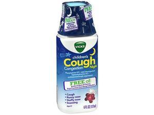 VICKS CHILD COUGH CONG NGHT 6Z