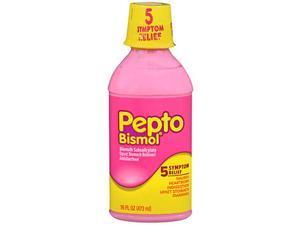 Pepto-Bismol Liquid Original - 16 oz