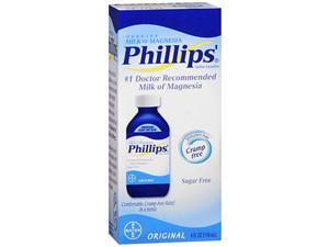 Phillips' Milk of Magnesia Liquid Original - 4 oz