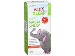 Xlear Kid's Natural Saline Nasal Spray - .75 oz