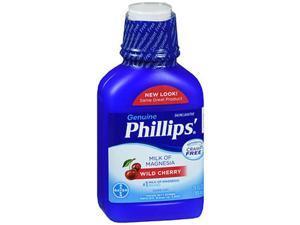 Phillips' Milk of Magnesia Wild Cherry -  26 oz