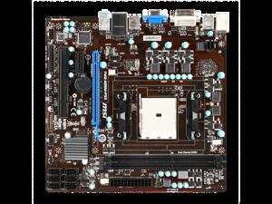 MSI F2-A55M-P33 FM2 A55 motherboard