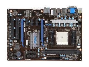 MSI A55-G35 FM1 AMD A55 SATA 6Gb/s USB 3.0 HDMI Micro ATX AMD Motherboard