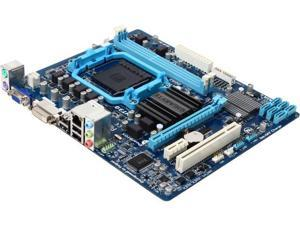 GIGABYTE GA-78LMT-S2P Rev.5.0/5.1 Gigabyte R.5/5.1 AMD 760G Socket AM3+ DDR3 ATX Motherboard AMD Socket AM3+