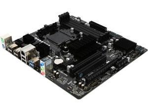 ASRock 970M Pro3 AM3+/AM3 AMD 970 + AMD SB950 6 x SATA 6Gb/s USB 3.0 Micro ATX AMD Motherboard