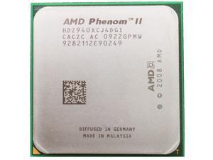 AMD Phenom II X4 940 3 GHz Quad-Core Processor HDZ940XCJ4DGI Socket AM2+ 125W desktop CPU