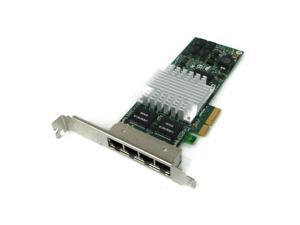 Intel EXPI9404PTL PT Quad Port  PCI-E High Profile  Server Adapter 10/ 100/ 1000Mbps PCI-Express 4 x RJ45