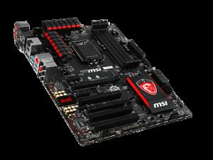 MSI Z97 GAMING 3 LGA1150 SATA3 USB3.0 Motherboard