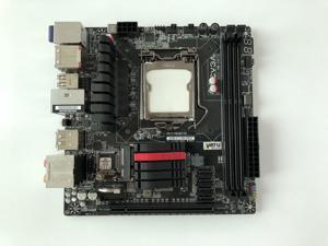 EVGA 111-HW-E872-KR Z87 LGA1150 Intel ITX motherboard