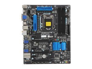 BIOSTAR Hi-Fi Z77X 5.x LGA 1155 Intel Z77 HDMI SATA 6Gb/s USB 3.0 ATX Intel Motherboard
