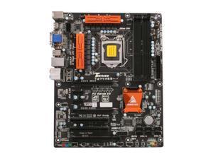 BIOSTAR TZ77XE3 LGA 1155 Intel Z77 HDMI SATA 6Gb/s USB 3.0 ATX Intel Motherboard with UEFI BIOS