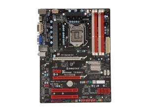 BIOSTAR TZ68K+ LGA 1155 Intel Z68 HDMI SATA 6Gb/s USB 3.0 ATX Intel Motherboard