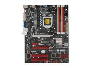 BIOSTAR TZ68A+ LGA 1155 Intel Z68 HDMI SATA 6Gb/s USB 3.0 ATX Intel Motherboard