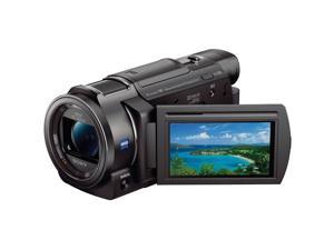 Sony Handycam FDR-AX33 Wi-Fi 4K Ultra HD Video Camera Camcorder