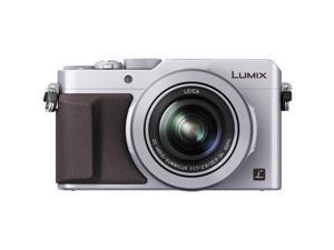Panasonic LUMIX LX100 Integrated Leica DC Lens Camera (Silver)