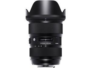 Sigma 24-35mm F/2 DG HSM ART Lens for Canon Digital SLR Cameras #588954