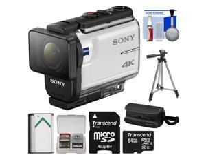 Sony Action Cam HDR-AS50 Wi-Fi HD Video Camera Camcorder with 32GB Card +  Battery + Case + Tripod + Kit - Newegg com