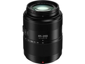 Panasonic 45-200mm f/4.0-5.6 II Lumix G Vario Lens for Mirrorless Micro Four Th