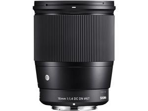 Sigma 16mm F1.4 DC DN Contemporary Lens for Sony E mount 402965