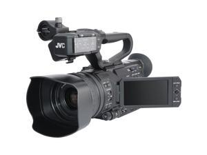 JVC GY-HM180U Ultra 4K HD 4KCAM Professional Camcorder & Top Handle Audio Unit