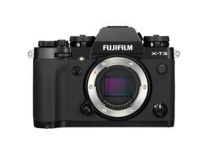 Fujifilm X-T3 Mirrorless Camera Body (Black) 16588509