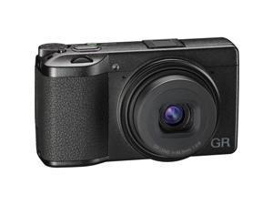 Ricoh GR III APS-C Wi-Fi Digital Camera