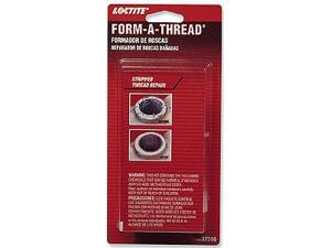 Form-A-Thread Stripped Thread Repair Kit, 4.8 mL, Kit