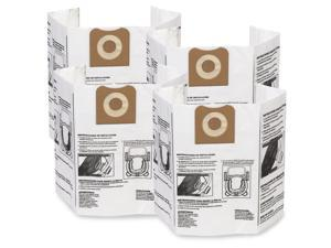 WORKSHOP Wet/Dry Vacs Vacuum Bags WS32200F2 Dust Collection Bags, 2-pack, 4 Bags