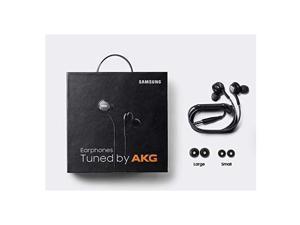 Samsung - Samsung Earphone USB-C Tuned by AKG Black