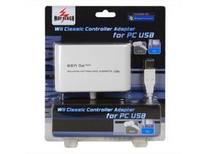 Wii Classic Controller Adapter for PC USB Mayflash