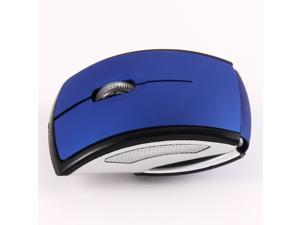 GXOK Wireless LED Mouse 6 Buttons 2400DPI Optical Game Mice,Ergonomic Design Mouse Mice for PC Laptop