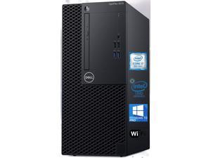 Dell Optiplex 3070 Mini-Tower Computer, Intel Core i7-9700 Upto 4.70GHz, 32GB RAM, 2TB M.2 NVMe SSD, Wi-Fi, Bluetooth, DisplayPort, HDMI, DVD-RW - Windows 10 Pro