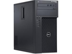 Dell Precision T1700 Workstation, Quad-Core i7 4770 upto 3.9GHz, 16GB RAM, 1TB SSD + 500GB HDD, Intel HD Graphics 4K 3-Monitor Support(2xDP, 1xVGA), WIFI, BT 4, DVDRW, USB 3, Win 7 Pro, Desktop
