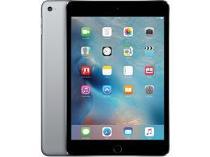 "Apple iPad mini 4 Tablet - 7.9"" - Apple A8 Dual-core (2 Core) 1.50 GHz - 128 GB - iOS 9 - 2048 x 1536 - Retina Display - Space Gray - 4:3 Aspect Ratio - Wireless LAN - Bluetooth - Imagination ..."