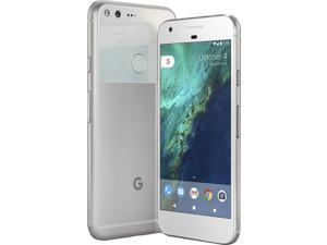 Google Pixel 32GB (Factory Unlocked) 5-inch 12.3MP Android Smartphone - Very Silver
