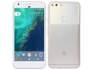 Google Pixel XL - GSM Factory Unlocked - 128GB Silver (International Version)