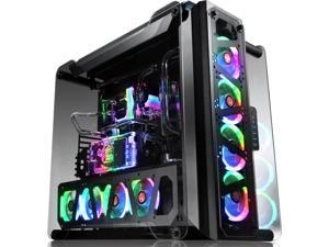 ENYO, a Goliath Chassis of the Open Frame / Benching Case, is designed  to fulfil the biggest dream of any high end enthusiast in terms of Water Cooling or Air Cooling with the most powerful component