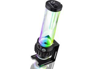 ANTILA D5 RBW, D5 level pump (with 200mm reservoir) integrated ARGB (5V ADD) LED light cap, is a highest level solution for PC enthusiast and custom PC Modder to create a super water cooling system