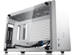 RAIJINTEK OPHION WHITE, a SFF case (Mini-ITX), is designed to fulfill a smallest case built with max. possibility high-end, gaming and standard components.