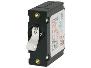 Blue Sea 7210 AC / DC Single Pole Magnetic World Circuit Breaker  -  15 Amp