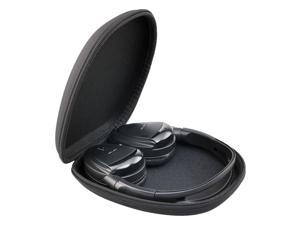 Soundstream VHP-12 2-Channel IR Foldable Headphones with Storage Case
