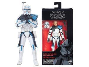 Clone Captian Rex Star Wars Black Series 6