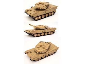 M1 Abrams Tank Die Cast Metal Toy