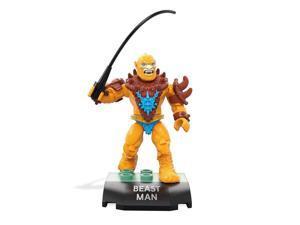 Beast Man Mega Construx Heroes Mini Figure