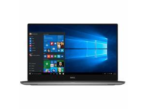 Dell XPS 15 15.6-Inch UHD Laptop (7th Gen Intel Core i7, 16 GB RAM, 1 TB SSD, NVIDIA GTX 1050) (Silver) (XPS9560-7369SLV-PUS) Notebook PC Computer XPS Touch Screen Touchscreen 4K UHD Ultra HD