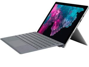 "Microsoft Surface Pro 12.3"" Tablet: Intel Core M3, 128GB SSD, 4GB RAM, Includes Keyboard"