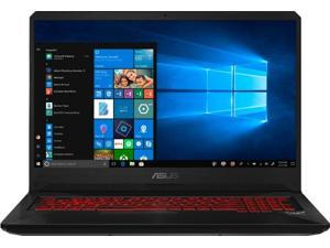 "Asus FX705GM-BI7N5 TUF GAMING Core™ i7-8750H 2.2GHz 512GB SSD 16GB 17.3"" (1920x1080) BT WIN10 Webcam NVIDIA® GTX 1060 3072MB BLACK Backlit Keyboard"