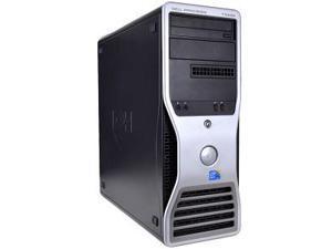 Dell Precision T3500 Workstation 1x W3530 Quad Core 2.8Ghz 12GB 500GB DVDRW FX580