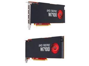 AMD FirePro W7100 8GB GDDR5 256-Bit PCI Express 3.0 x16 Full Height Video Card