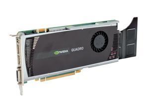Nvidia Quadro 4000 2GB GDDR5 256-bit PCI Express 2.0 x16 Full Height Video Card with Rear Bracket